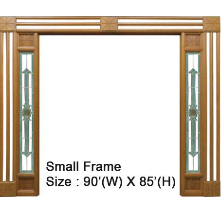 ridge wood series wooden door manufacturer in malaysia furndor - Door Frame Wood
